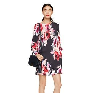 Kate Spade Hazy Floral Cordette Dress